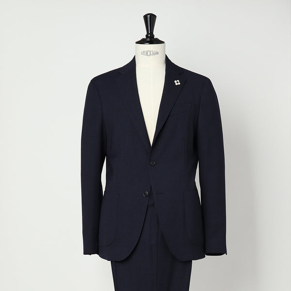 Wool Blended Packable Suit