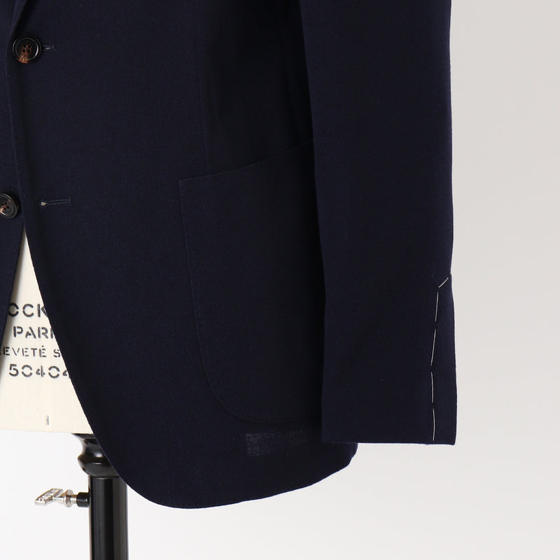 High Gauge Wool Jacket