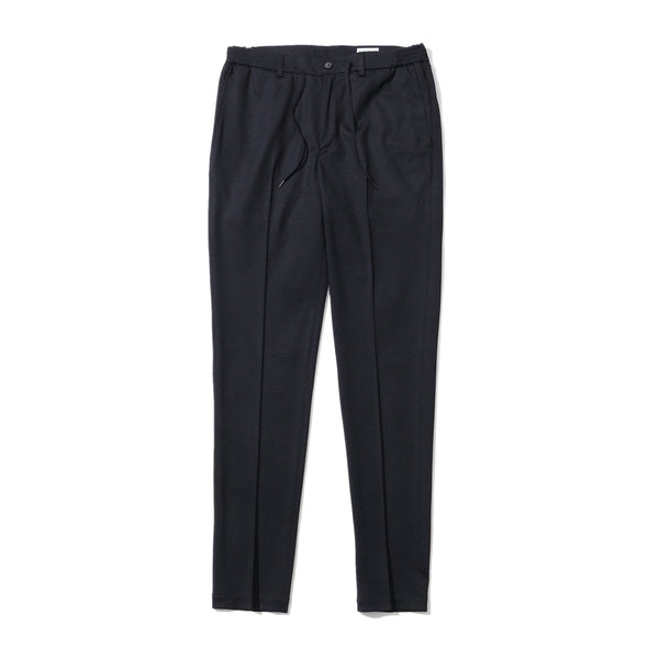 Wool Mobile Pants <br>Col. Black