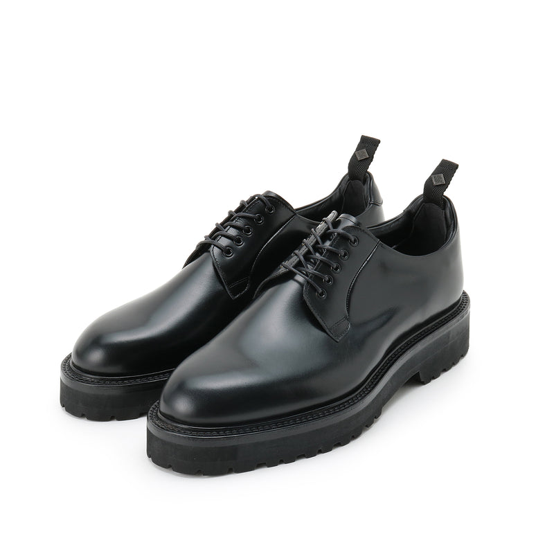 【干場愛用Zソール】<br>Eyelet Plain toe shoes-WH2SZ-0001