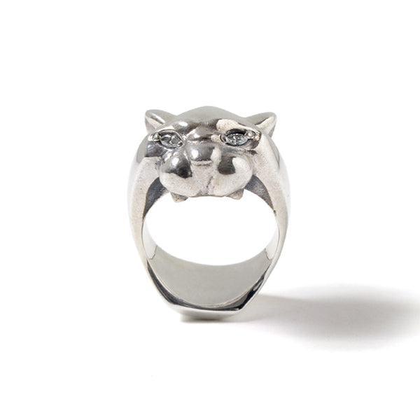 【受注終了しました】<br>PRE ORDER<br>Small Panther Ring White Diamond