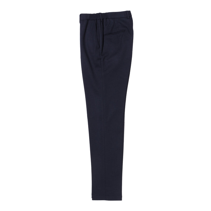 Middle Smooth Pants<br>Col.Navy