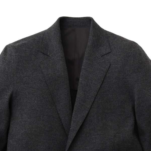 TPS_Middle Smooth Jacket<br>Col.Gray