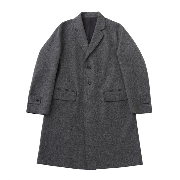 TPS_ Chester coat<br>Col.Gray