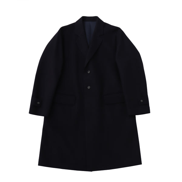 TPS_ Chester coat<br>Col.Navy