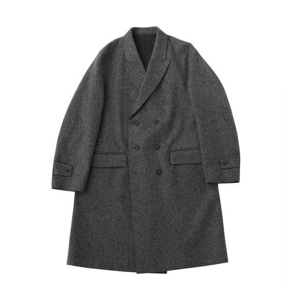 TPS_Double Coat<br>Col. Gray