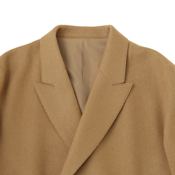 TPS_Double Coat<br>Col. Camel