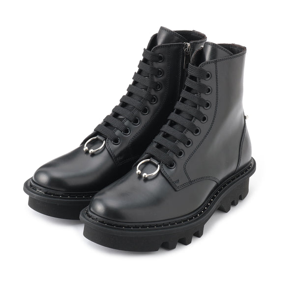 Pierce Punk Boots