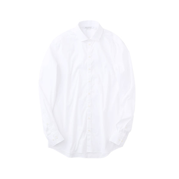 Full Poplin Stretch Dress Shirt