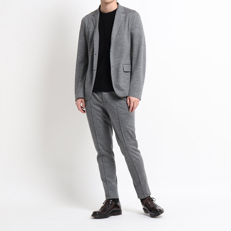 TPS_Wool Mobile Jacket <br>Col. Gray