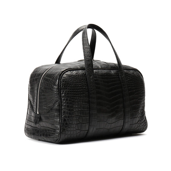 PRE ORDER<br>Boston bag (Travelling Bag) Black