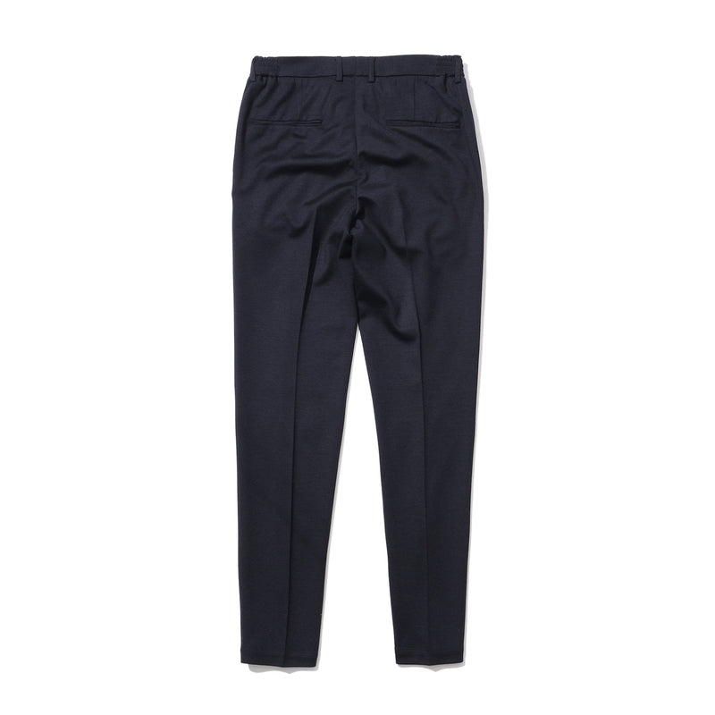 Wool Mobile Pants <br>Col. Navy