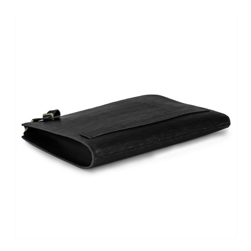 Capitano Clutch Bag Black ( S )