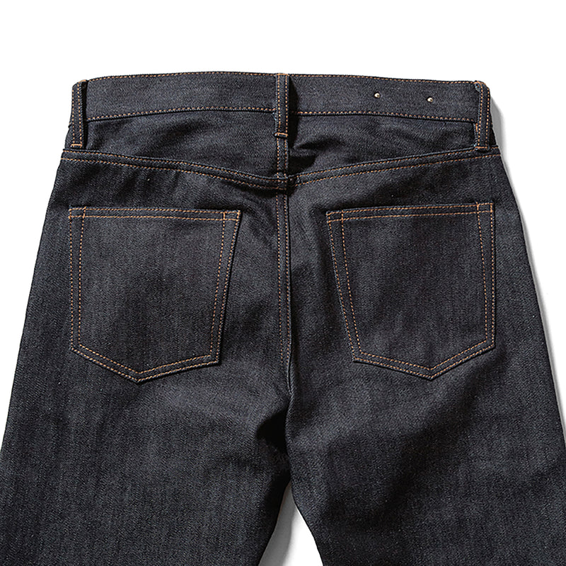 N.Slim Tapered STR 5pocket RGD