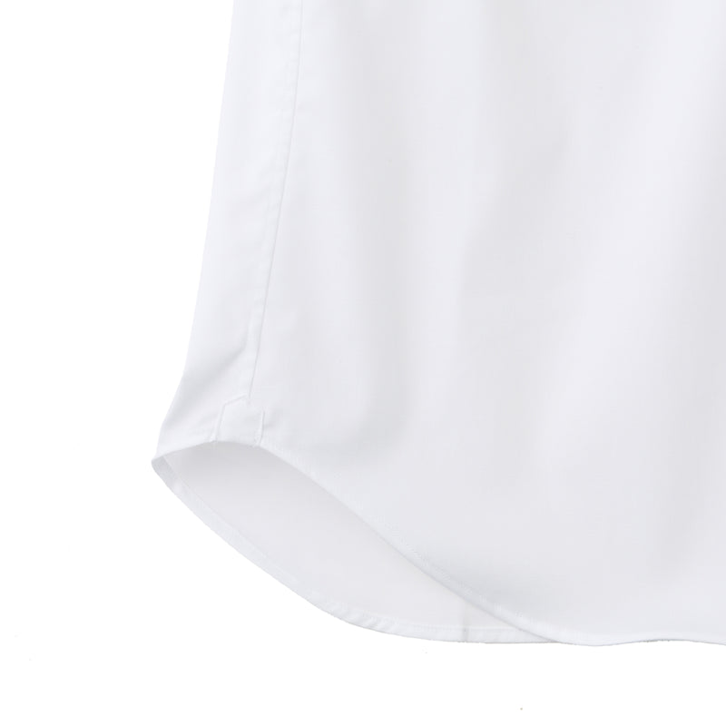 MMW限定<br>Pilot Shirts 3Functions Broadcloth Short Sleeve<br>White