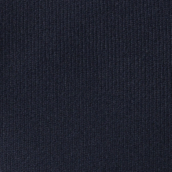 【MMW限定 干場企画】<br>Loro Piana Super150's Wool Tie 5.5cm<br>Color: Navy