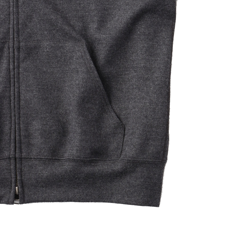 TPS_Middle Smooth Hoodie<br>Col.Gray