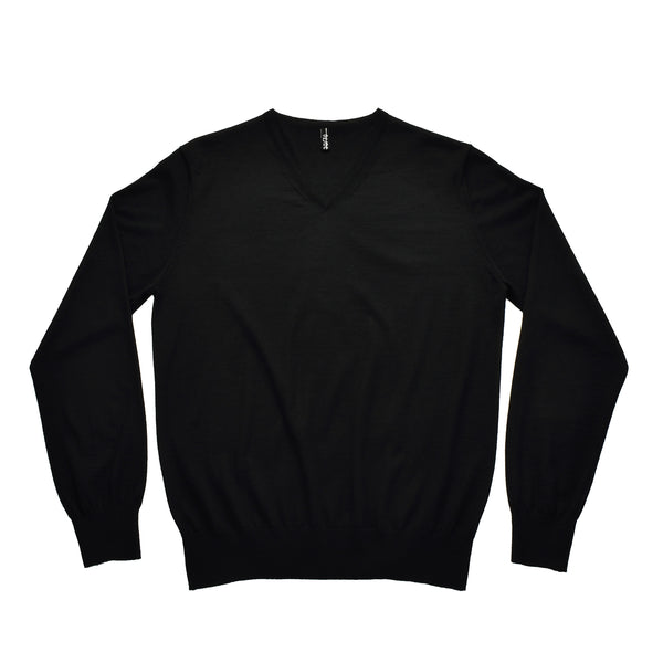 orto:V Neck Sweater<br>18G