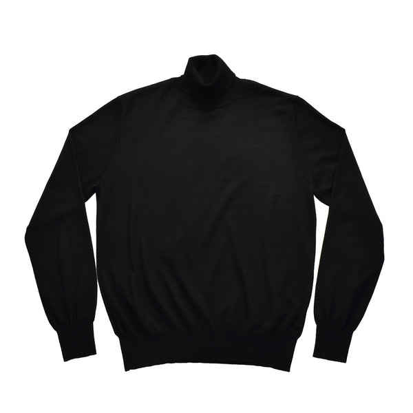 orto:Turtleneck Sweater<br>18G
