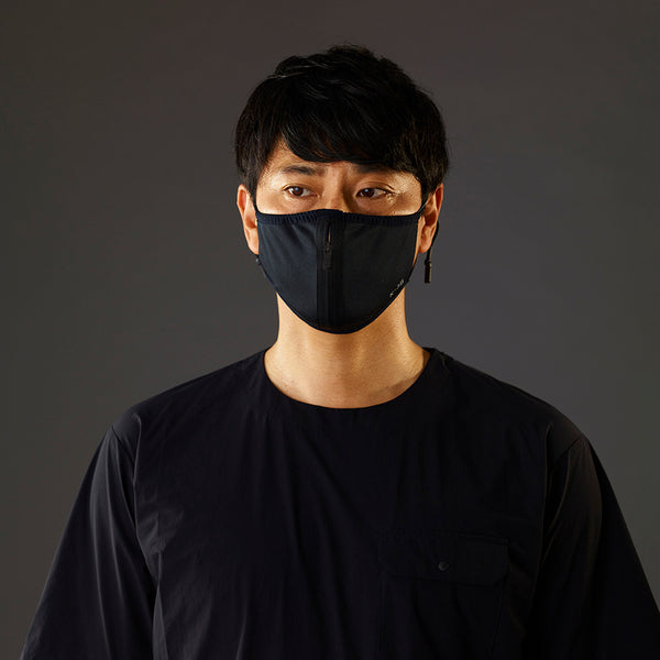 Ventilation MASK<br>Black