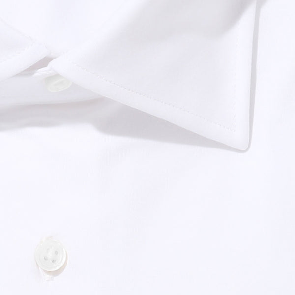 Knit Dress Shirts<br>FIDELIO<br>120s 2-ply Smooth Jersey