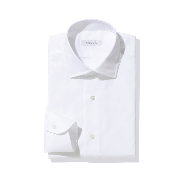 Dress Shirts<br>GINO<br>140s 2-ply Broadcloth<br>Wrinkle-Resistant