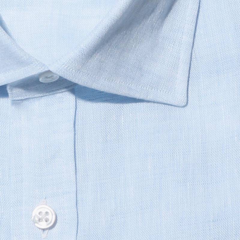 GINO French Linen<br>SaxBlue