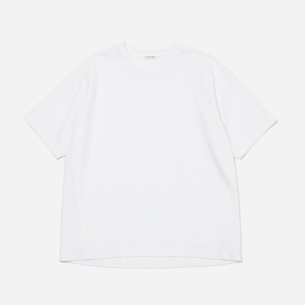 Suvin Platinum Big T-Shirt<br>Color: White