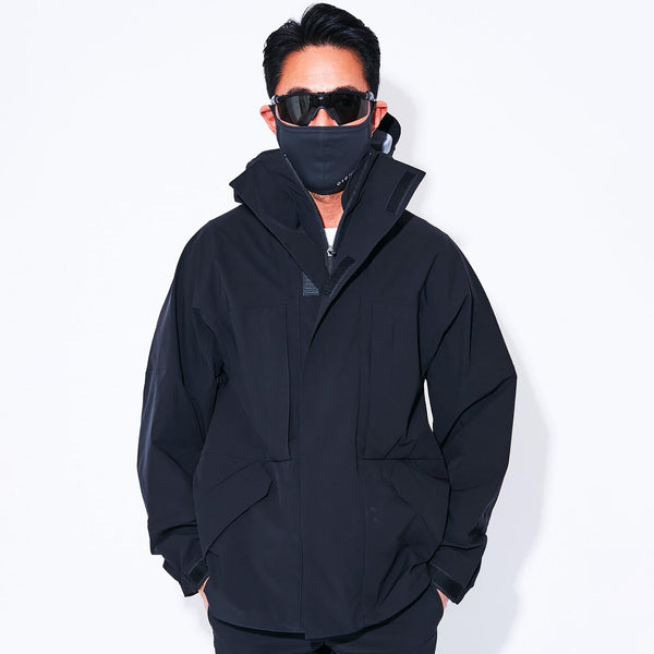 4Way Stretch 3Layer Mountain Coat