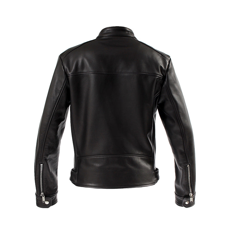 F1 DOUBLE RIDERS Cow Leather COLOR:BLACK