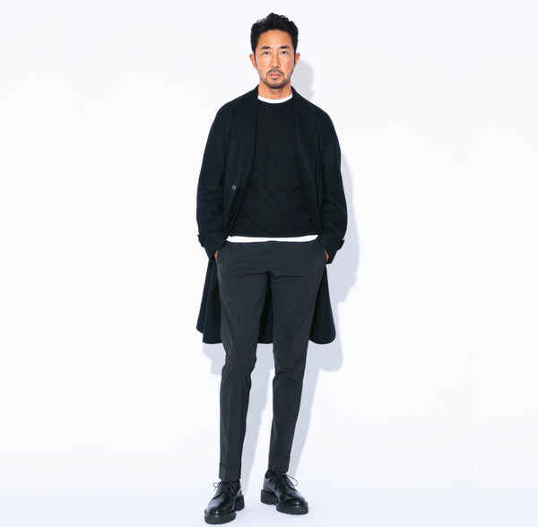 TPS_Double Coat<br>Col.Black