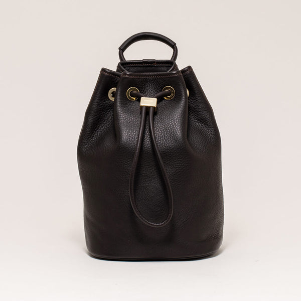 Drawstring Bag Small D. Brown