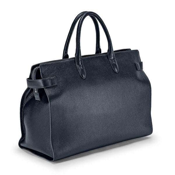 Maiden Voyage HMB001-Boston bag (Travelling Bag) Navy