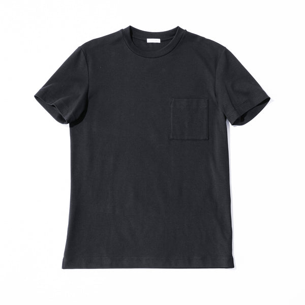 Suvin Platinum Pocket T-shirts<br>Color: Black