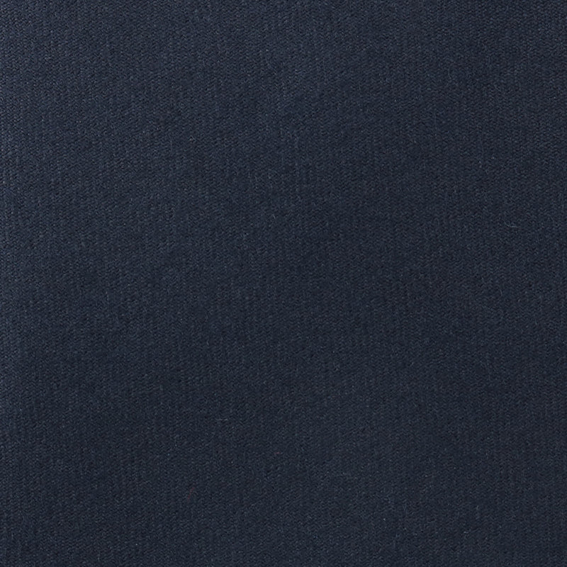 【追加生産中】Solid Wool Navy Tie<br>Loro Piana Fabric