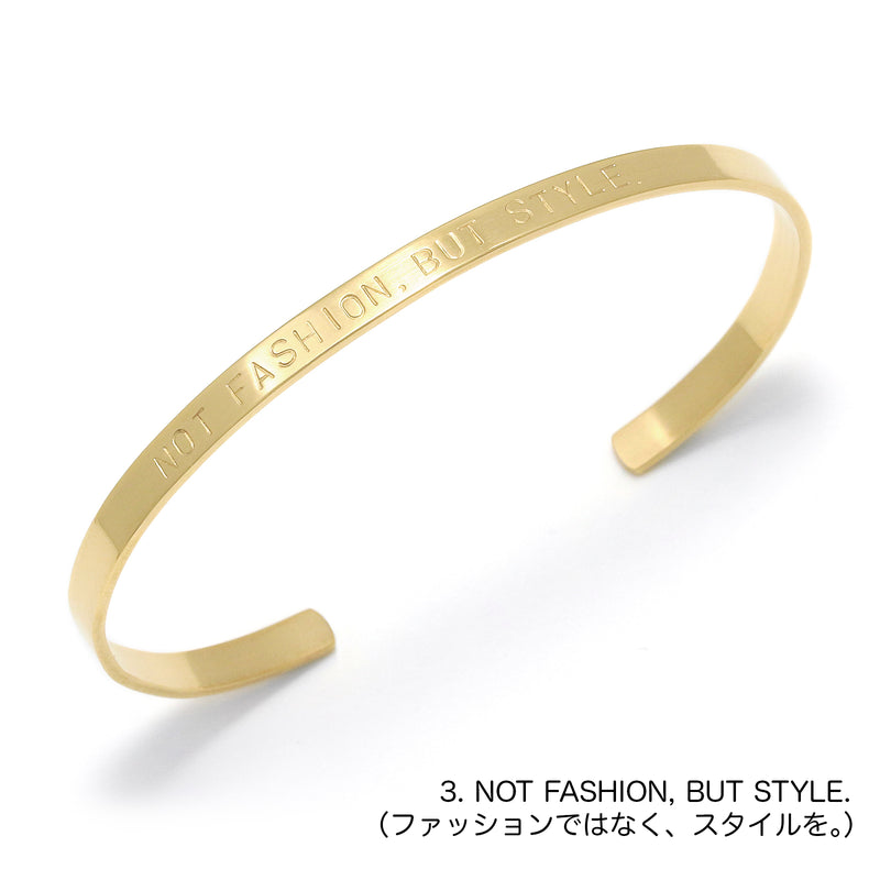 PRE ORDER<br>Collaboration Bangle<br>18K GOLD