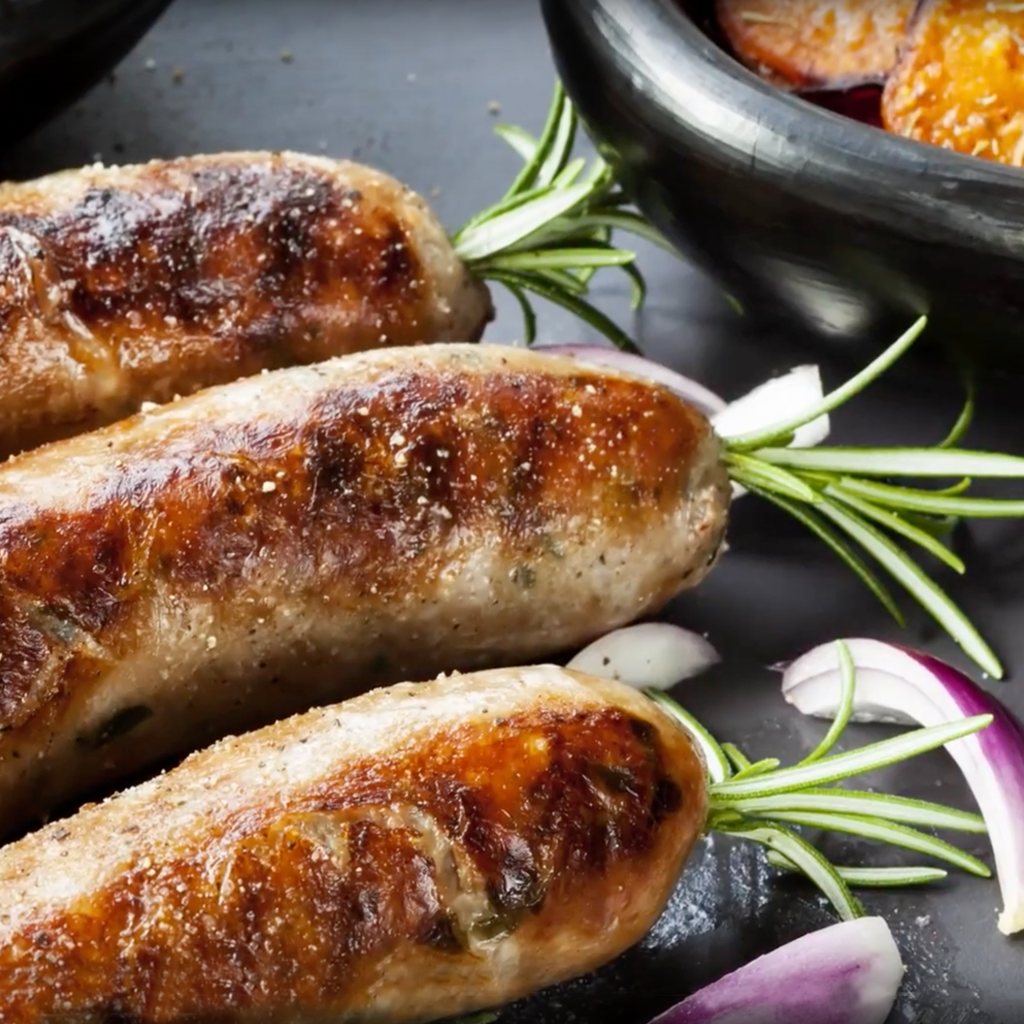 Homemade Italian style sausages with step by step video