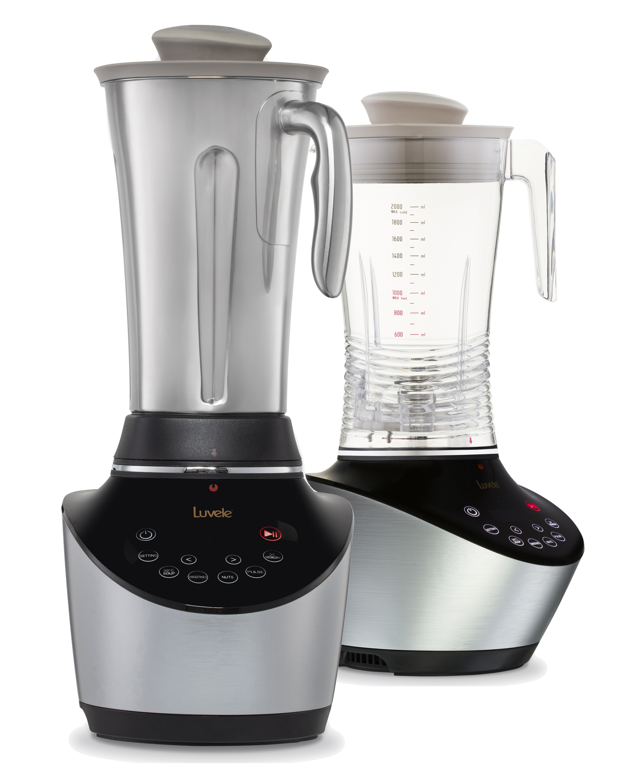 luvele-eu - Luvele Vibe Blender System | Premium High Speed Blender