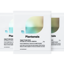 Load image into Gallery viewer, Plantensis Vegan Protein travel packs