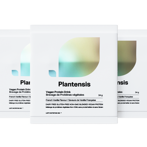 Plantensis Vegan Protein travel packs