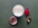 Cassia Bark + Currant Botanical Candle 10 oz | Limited Edition Holiday Fragrance