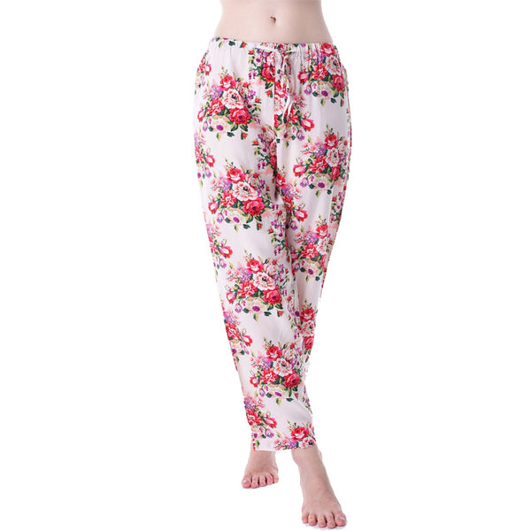 Women Nightwear For Sleep Bottom Pajamas