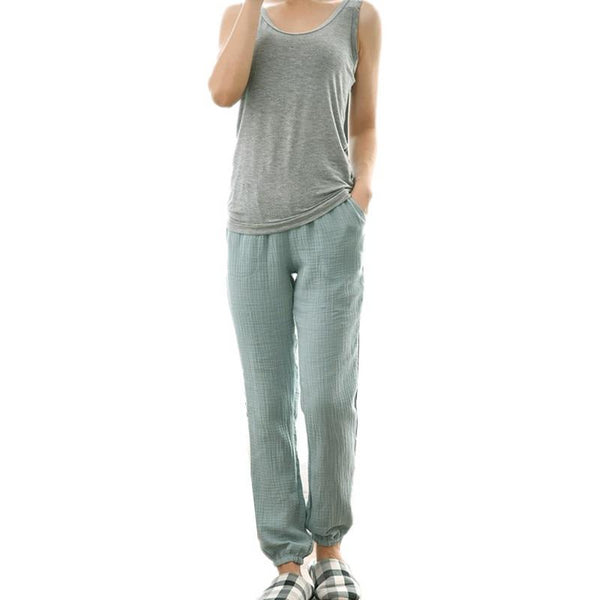 Women Pajama Trousers Lounge Wear Pants