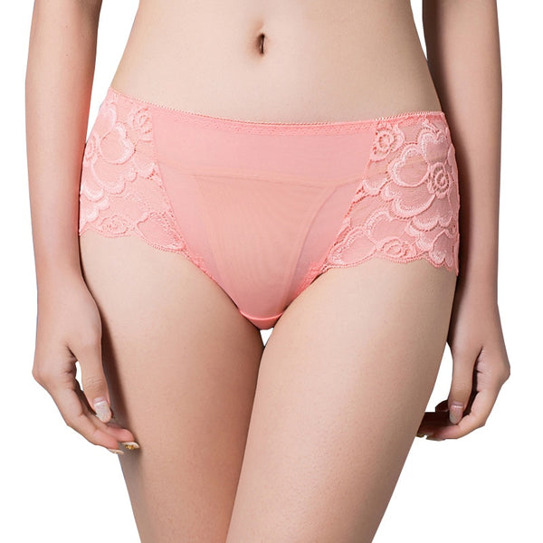 Women's Seamless Plus Size Sexy Panties