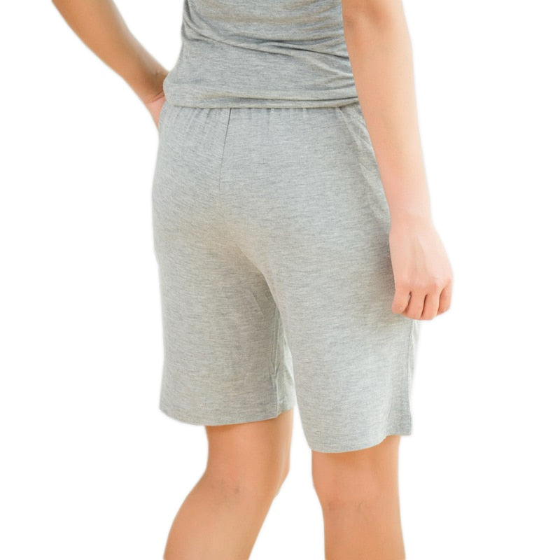Women Plus Size Britches Pajama Pants