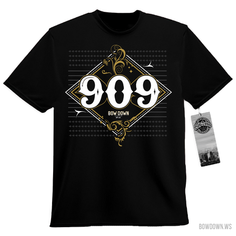 909 Diamond Area Code