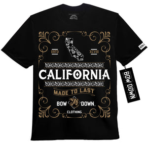 CALIFORNIA MADE TO LAST