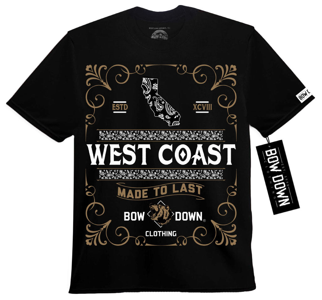 WEST COAST MADE TO LAST