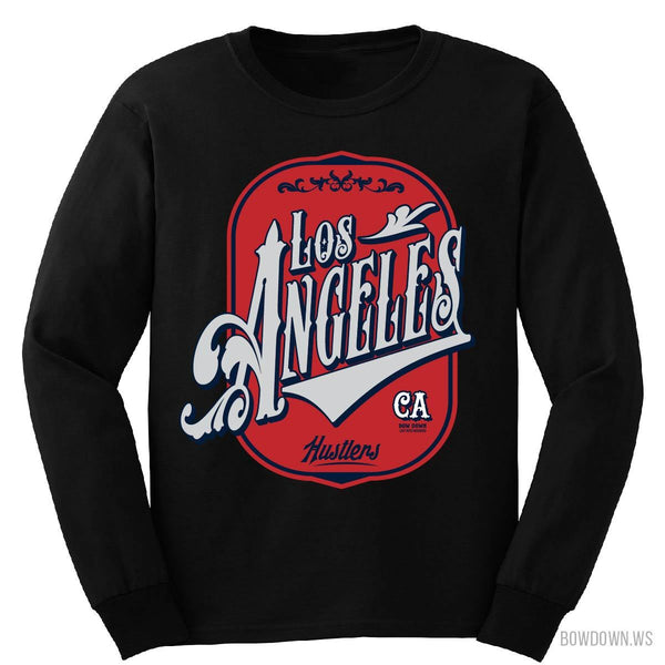 Los Angeles Hustlers RED