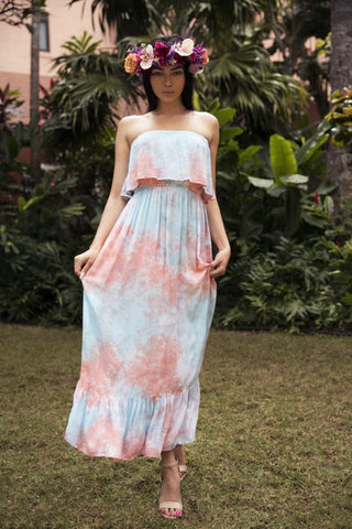 Angel Long Dress